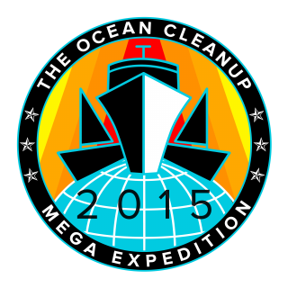 Mega Expedition mission patch.